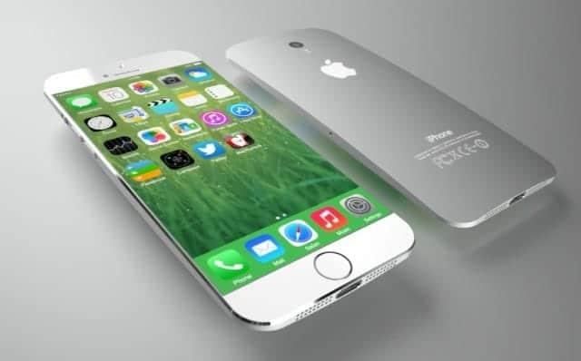 iPhone 7 感圧式ホームボタン搭載か