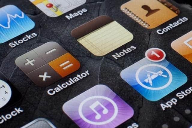 App Store 年末年始売り上げ約1000億円