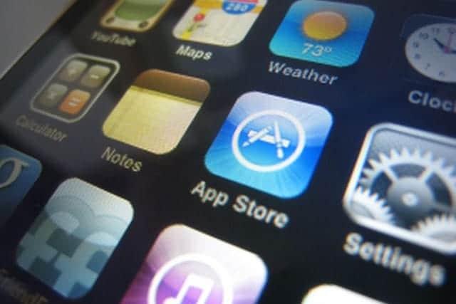 App Store 元旦に1日当たりの売上高が過去最高に
