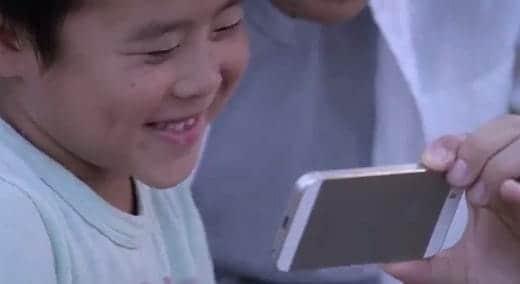 iPad・iPhone「コーチありがとう!」篇