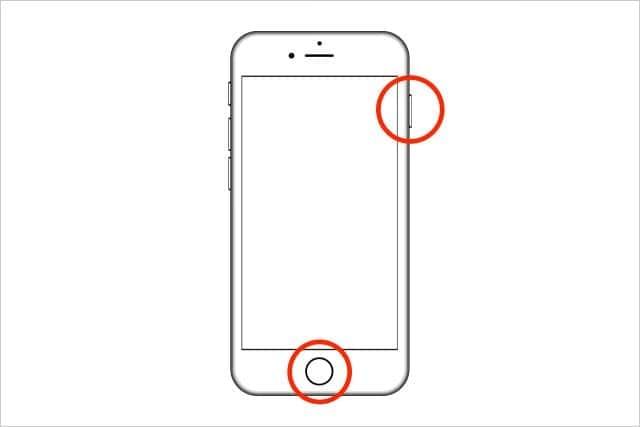 iPhone 強制再起動の方法