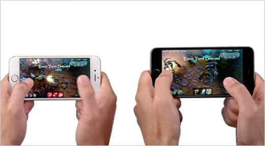 iPhone 6 / 6 Plus テレビCM「Gamers」