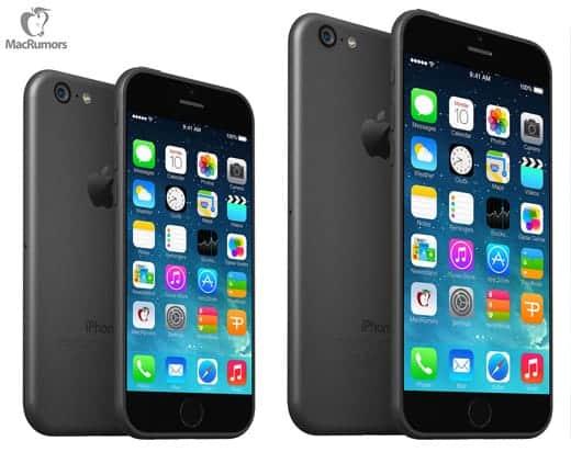 iPhone 6 予想画像...本物かもしれない