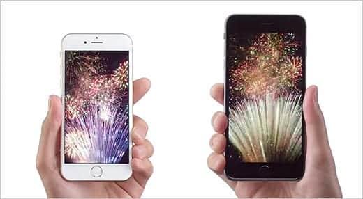 iPhone 6 テレビCM