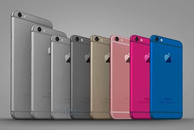 4インチのiPhone 6cが2月発売予定?