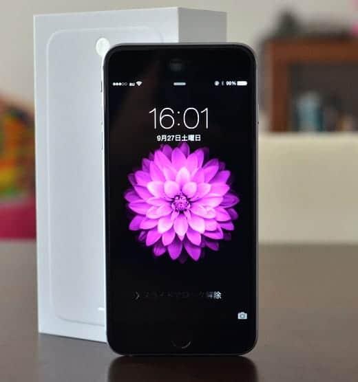 iPhone 6 Plus 写真