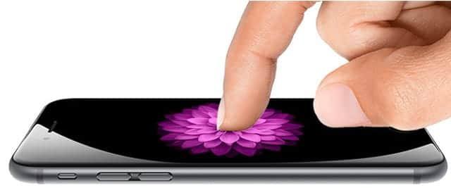 iPhone 6s は感圧タッチ搭載か