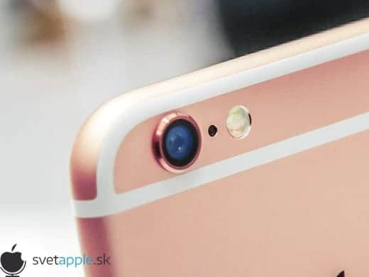 こりゃ売れそう♪ iPhone 6S ローズゴールド