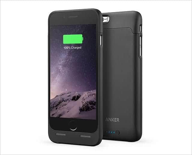 Anker ウルトラスリムバッテリーケース iPhone 6 4.7インチ用 容量 2850mAh