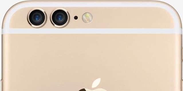 iPhone 7 Plusはディアルカメラ搭載?