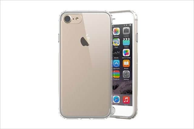 DOLPHIN47 iPhone7 クリア TPU ケース