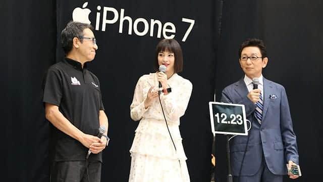 iPhone 7 国内の初動は42%減と振るわず
