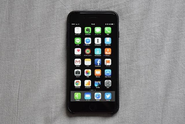 無音化が使えなくなったiPhone 7のシャッター音を小さくする方法