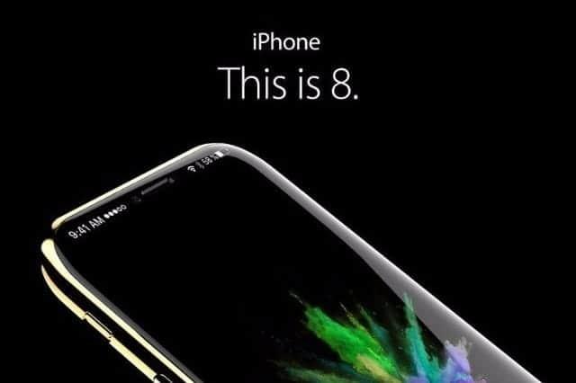 iPhone 8 新しい指紋センサで苦戦か