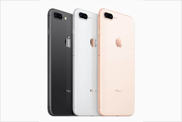 iPhone 8 出足低調 7の3分の2未満