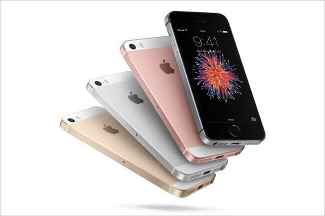iPhone SE 緊急値下げ!新規/他社から乗り換えで機種代一括9,800円(32GB)。期間限定です。