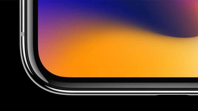 iPhone X デザインとディスプレイ