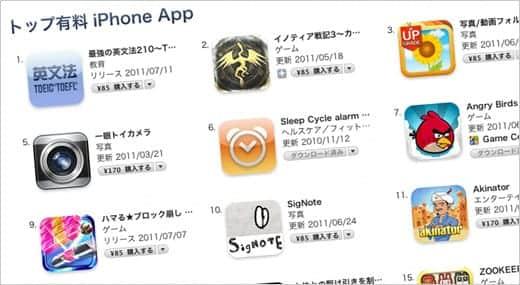 iTunes Store 大幅値下げ