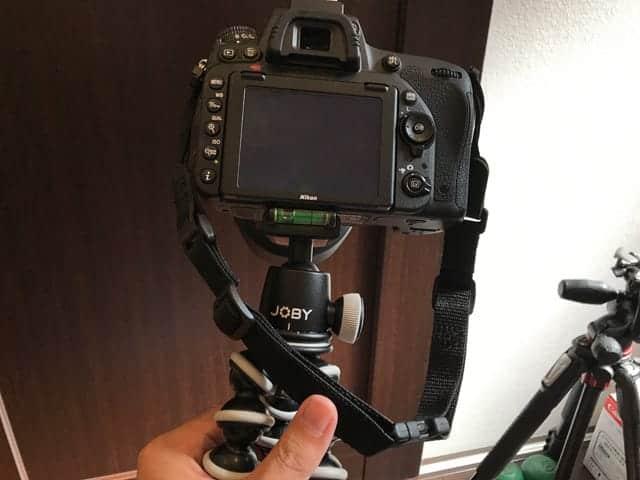 D750手持ちで動画撮影