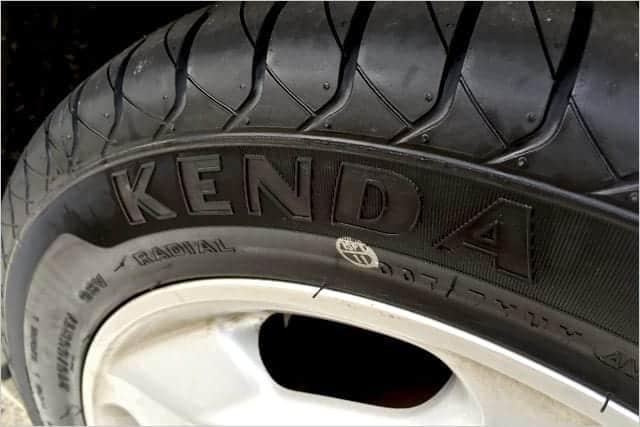 アジアンタイヤ 今度はKENDA