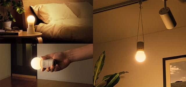 LEDランタンの使い方