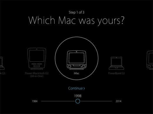 Your first Mac