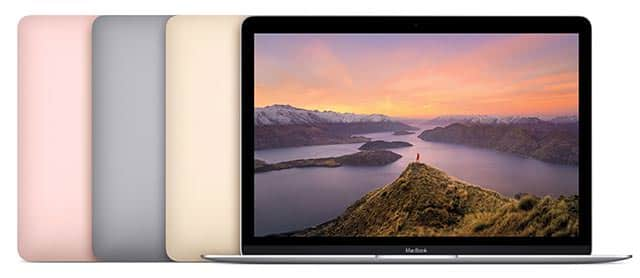 ローズゴールドのMacBook登場!それでもワタシはAirを買う