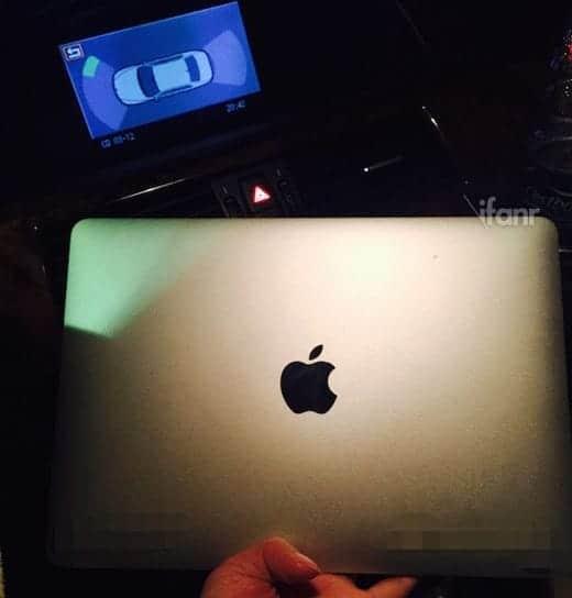 MacBook Air 12インチモデルの写真がリーク?