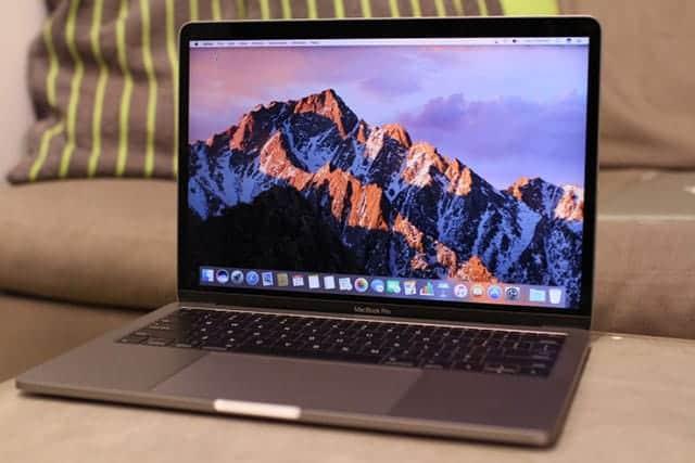 新MacBook Proでは起動音もなくなった