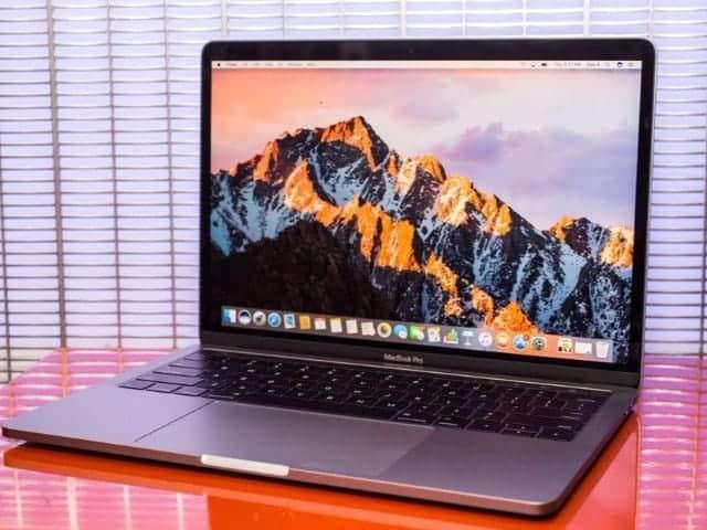 MacBook Proの評価を「推奨」に変更