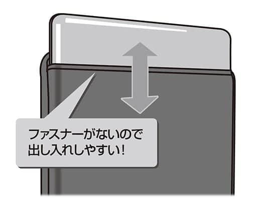 SANWA SUPPLY Mac Book Air用プロテクトスーツ 写真3