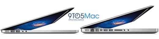 超薄型・Retina・3.0、今度のMacBook ProはAirとの融合はなし?
