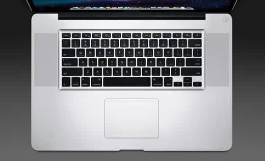 17インチMacBook Pro 画像