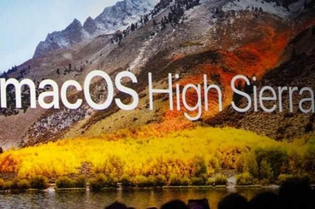 macOS High Sierra のパブリックベータがリリース