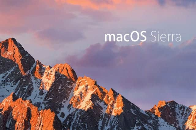 macOS Sierra インストールしただけで約15GBも空き容量が増えた!Adobe CCもCS4も動作確認完了