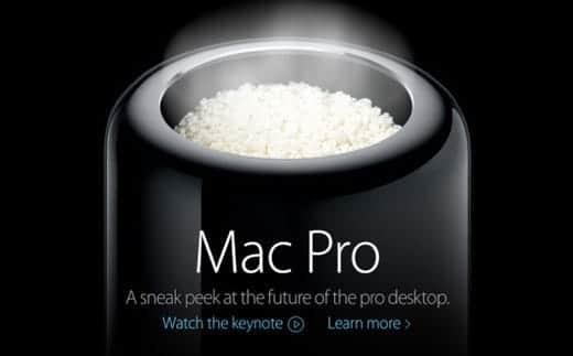 Mac Pro おひつ