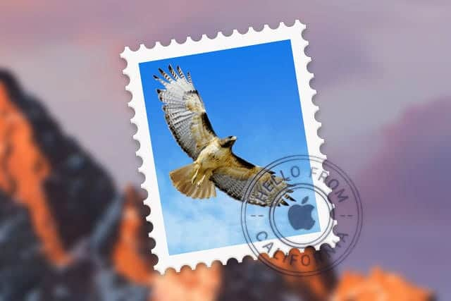 macOS Sierra 標準メールアプリの全データバックアップと移行方法