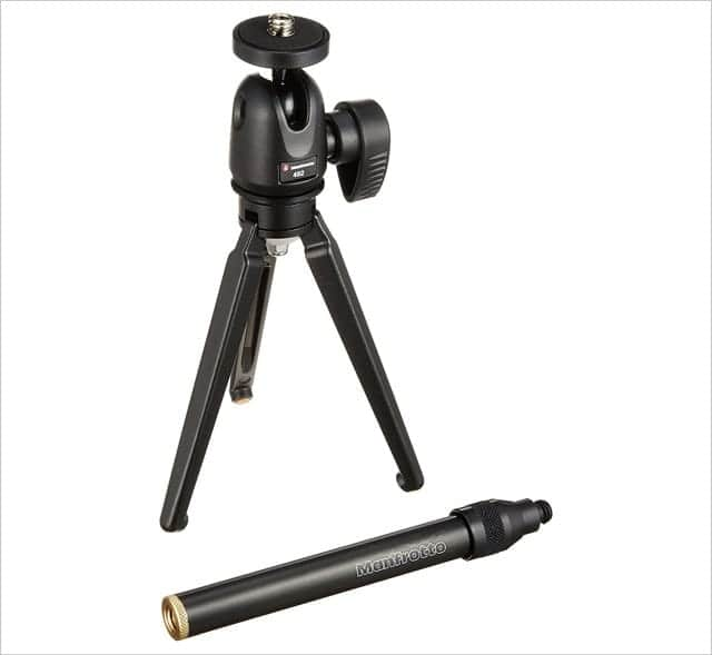 Manfrotto テーブルトップ三脚キット 209492LONG