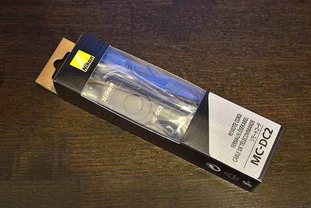 リモートコード MC-DC2 箱