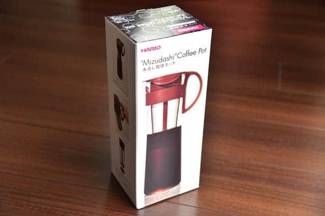 HARIO(ハリオ) 水出しコーヒーポット 1000ml コーヒードリップ 8杯用