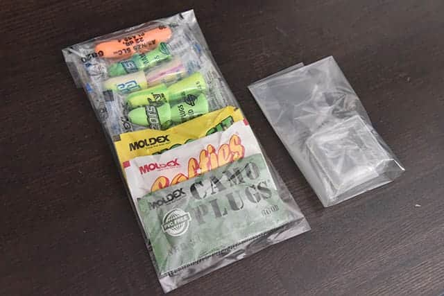MOLDEX(モルデックス) 使い捨て耳栓 お試し8種エコパック