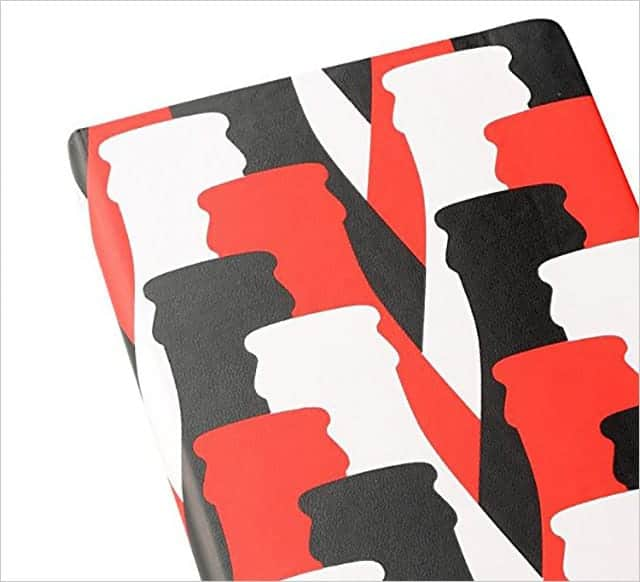 限定版 コカ・コーラ ノートブック|ハードカバー プレーン(無地) ラージ