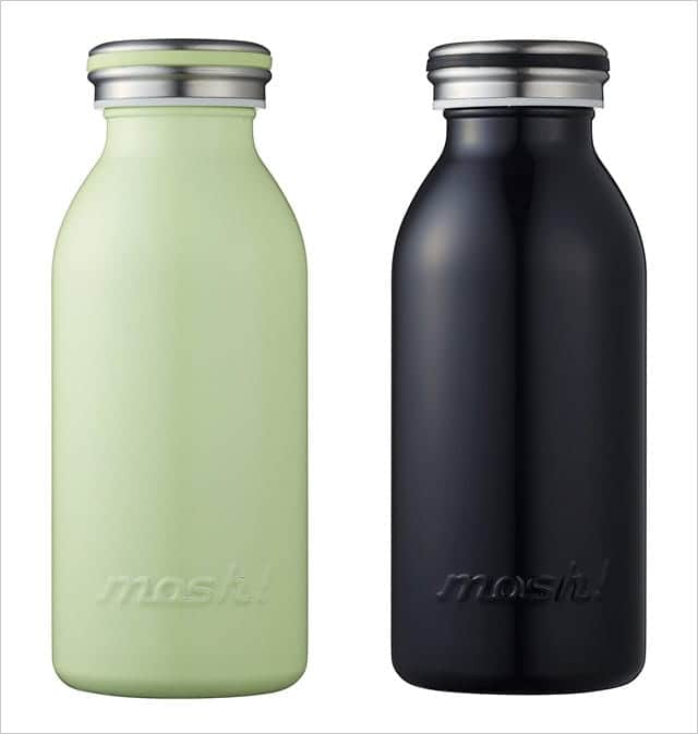 グリーンとブラック