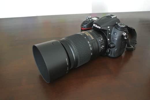 NIKKOR 55-300mm + D7000