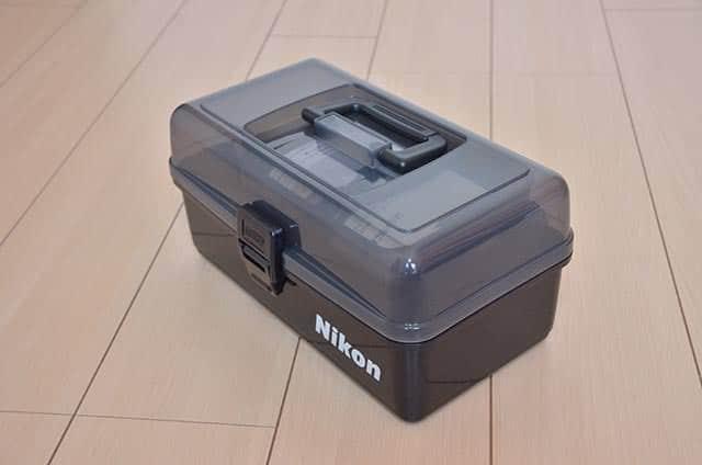 Nikonクリーニングキットプロ2のケース
