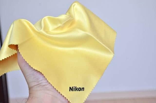 Nikonクリーニングキットプロ2 クリーニングクロス