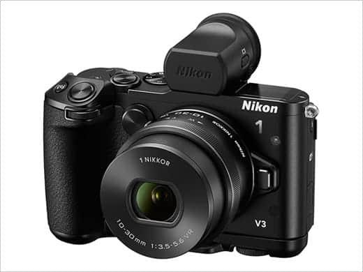 Nikon1 V3 プレミアムキット
