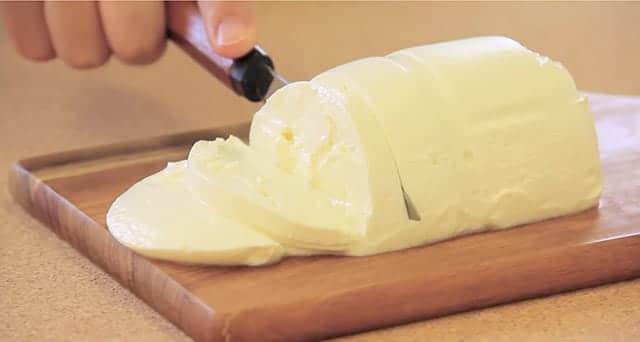 クリームチーズのようなヨーグルト