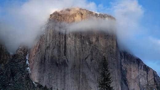 OS X Yosemite 壁紙2
