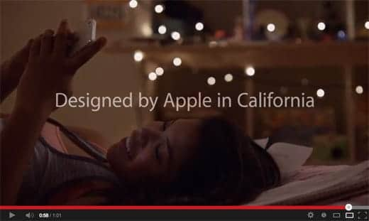Apple - TV Ad - Our Signature